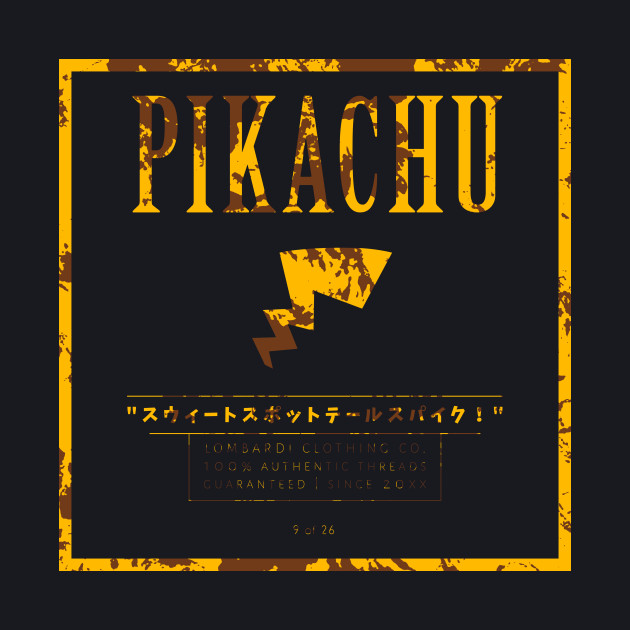 Boxed CLQ - Pikachu