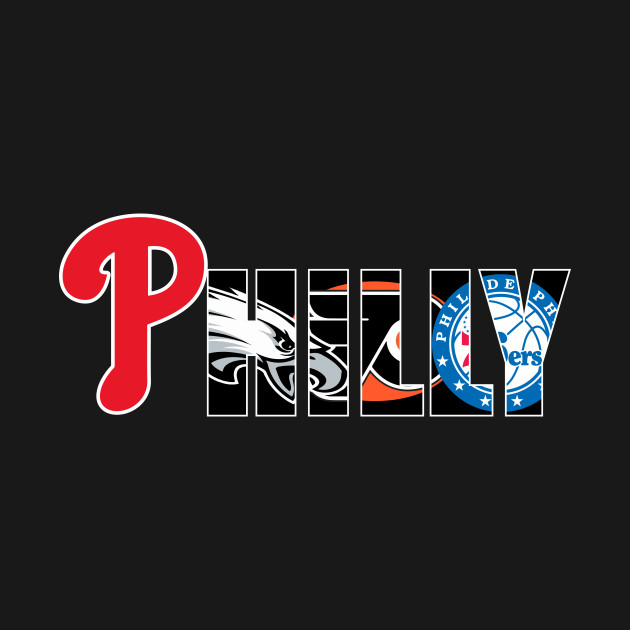 new concept 18754 d22f5 Philly Combined Sport Teams Shirt, Philadelphia Combined Sport Teams  T-Shirt,Philadelphia LOVE Combined Sport Teams