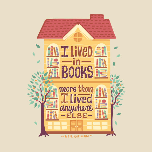 Lived in books