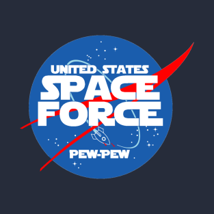SPACE FORCE t-shirts