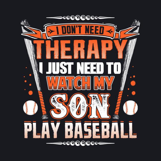 Proud Baseball Dad