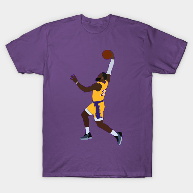 new arrivals b0ba4 6e14f Lebron James - LA Lakers