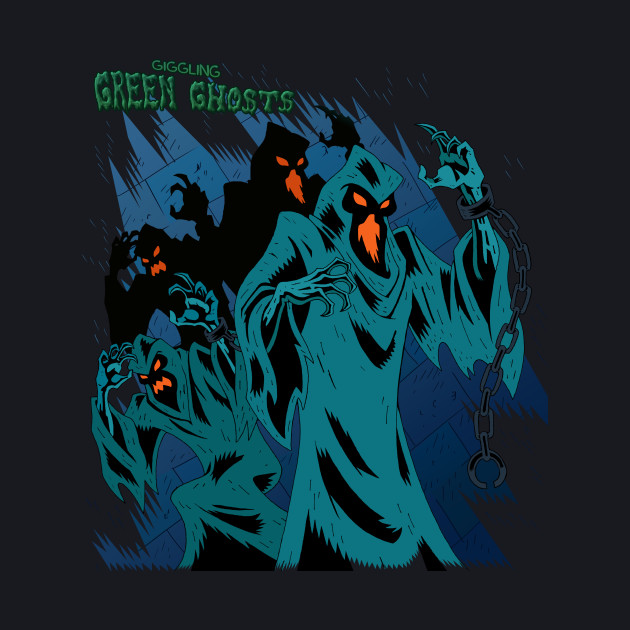 SD Green Ghosts