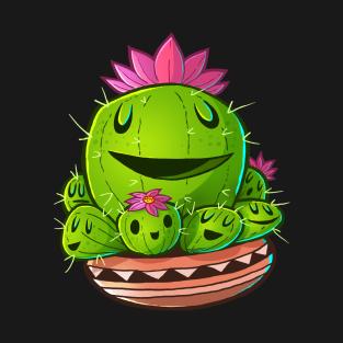 Cacti Family t-shirts