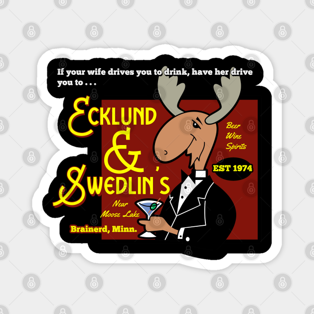 Ecklund & Swedlin's Bar from Fargo