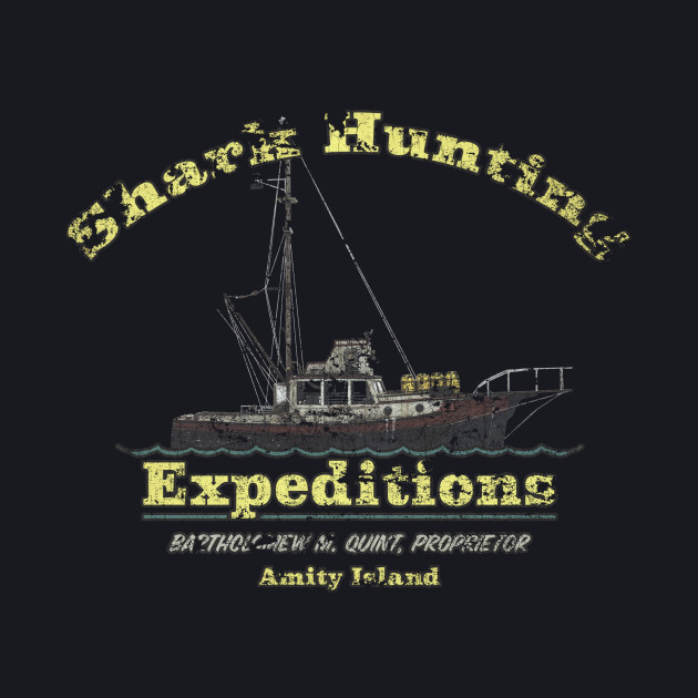 Shark Hunting Expeditions - Vintage