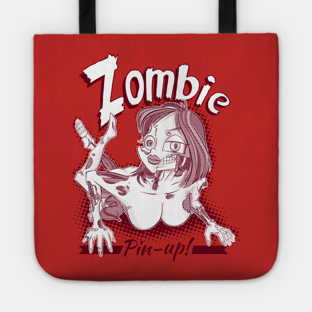 nouveau style 91856 39d05 Sexy Zombie Pin-up girl