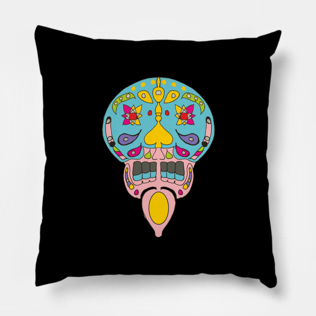Funny Skull Day of the Dead