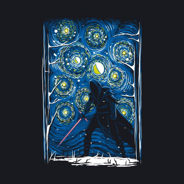 The Dark Side Awakens