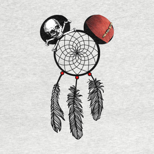 Pirate Dream Catcher