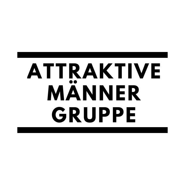 attraktive männer gruppe geschenk