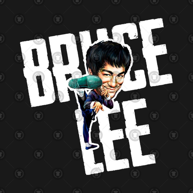 Bruce Lee funny