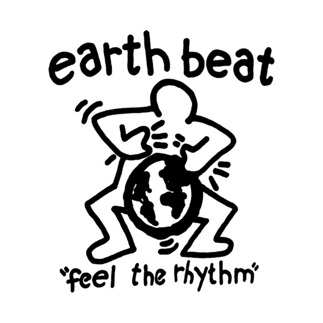 Earth Beat - Rock - T-Shirt | ...