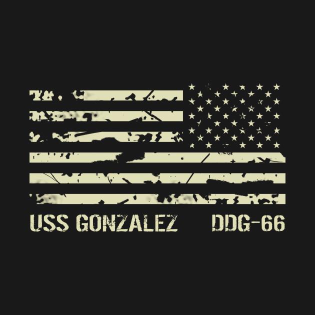 USS Gonzalez