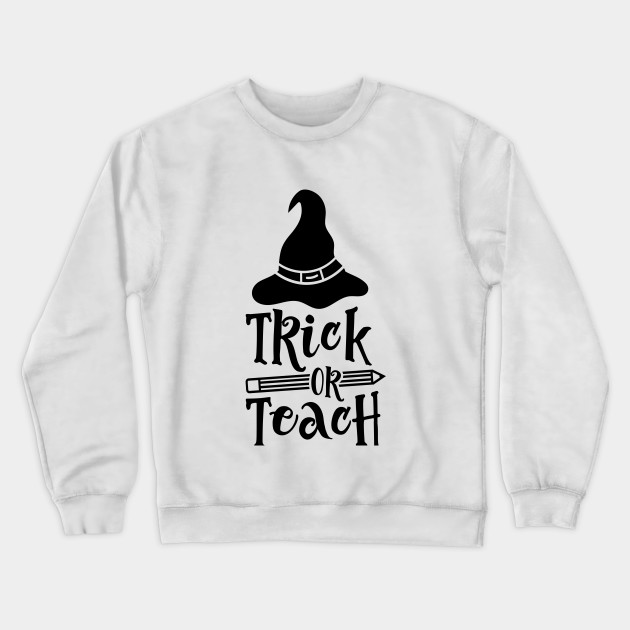 Scary Halloween Costume Gift, trick or teach