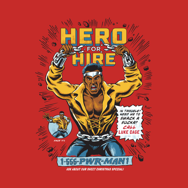 Hero For Hire