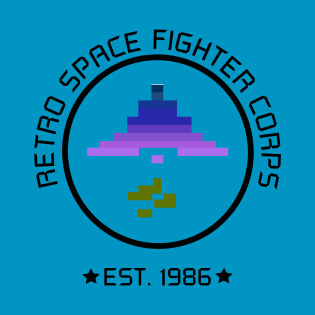 Retro Space Fighter Corps!