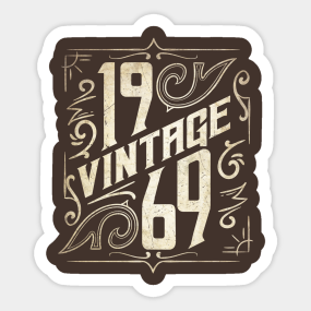 50th Birthday Gifts For Men Stickers