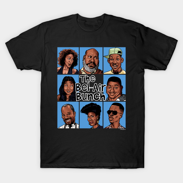 Women Full Size. The Bel Air Bunch Fresh Prince Of Bel Air TShirtT Shirt Tee shirt Hoodie for Men
