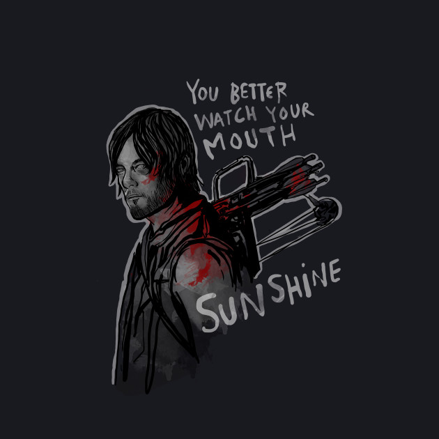You Better Watch Your Mouth, Sunshine