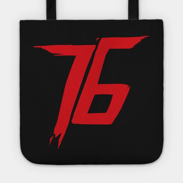 Soldier 76 logo