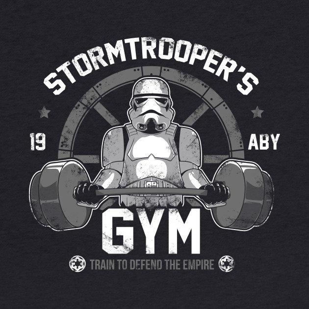 Stormtrooper´s Gym