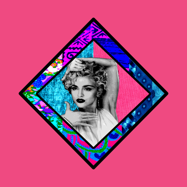 Madonna  in Pink