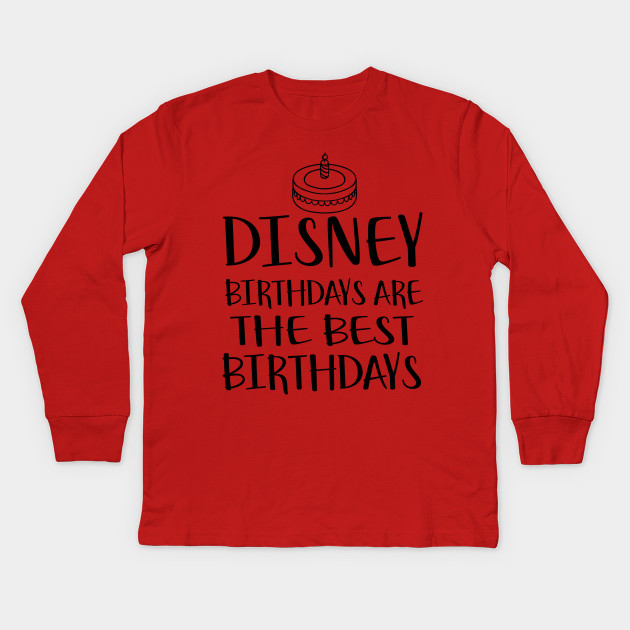 Disney Shirts Birthday For Women