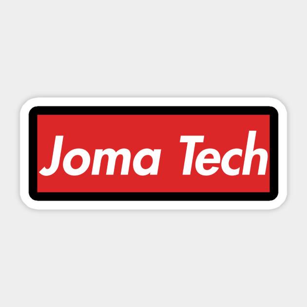 beni di consumo una grande varietà di modelli moda di vendita caldo Joma Tech - Joma Tech - Sticker | TeePublic AU