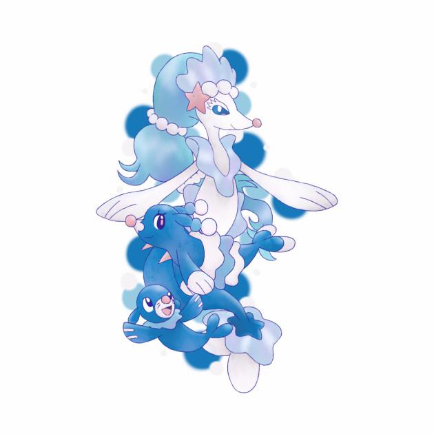 Alola Mermaid