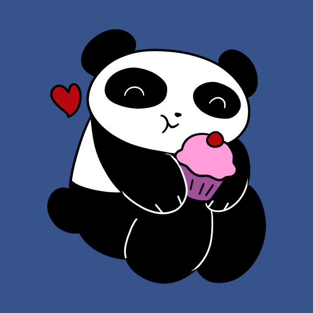 Panda Loves Cupcakes