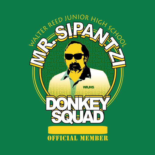 Mr. Sipantzi Donkey Squad