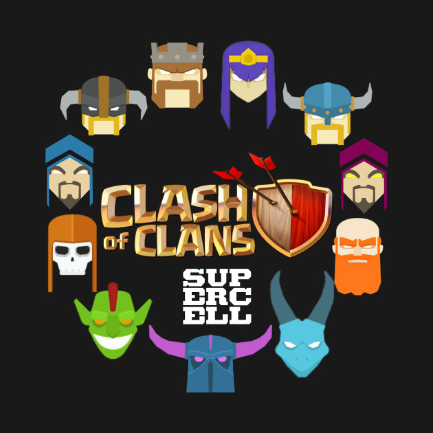 clash troops
