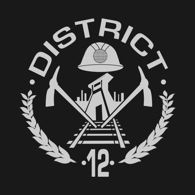 District 12 Rebel T Shirt Teepublic