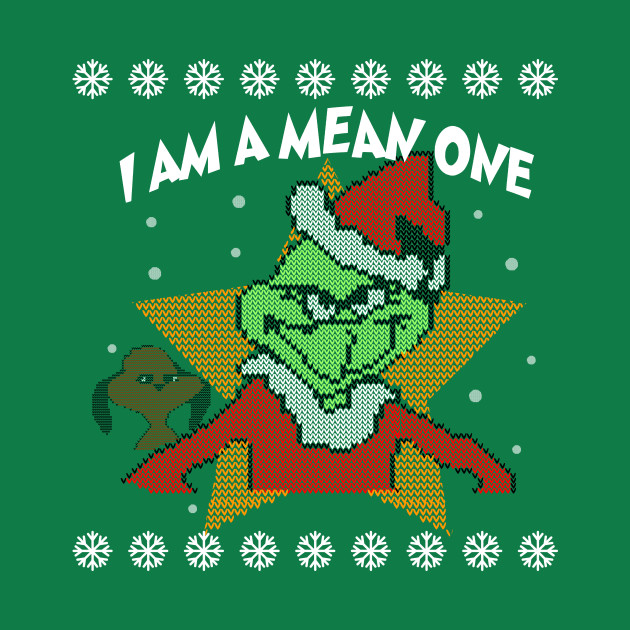 Grinch Ugly Sweater