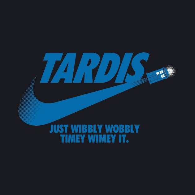 Just Wibbly Wobbly Timey Wimey It