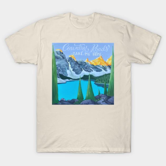 b340e143 Mountain Mama - Mountain - T-Shirt | TeePublic