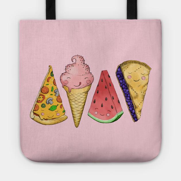 Happy Picnic Triangles