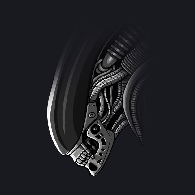 Machine alien