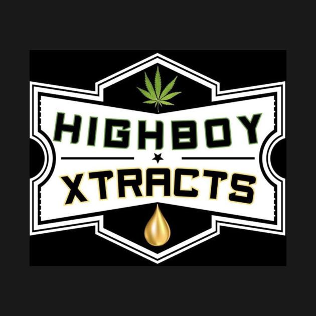 Old School Front back Highboy Logo