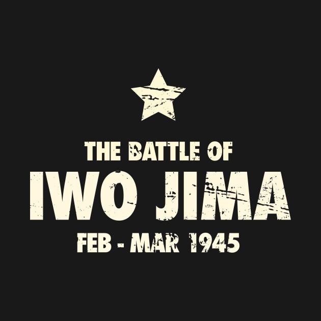 Battle Of Iwo Jima - World War 2 / WWII