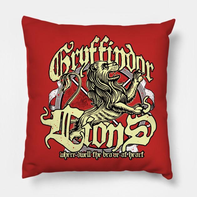 Gryffindor Lions
