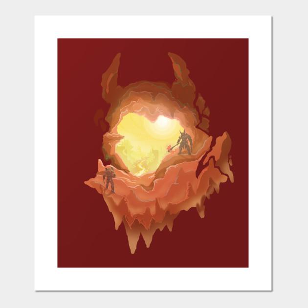 Marauder S Hell Doom Eternal Doom Eternal Posters And Art