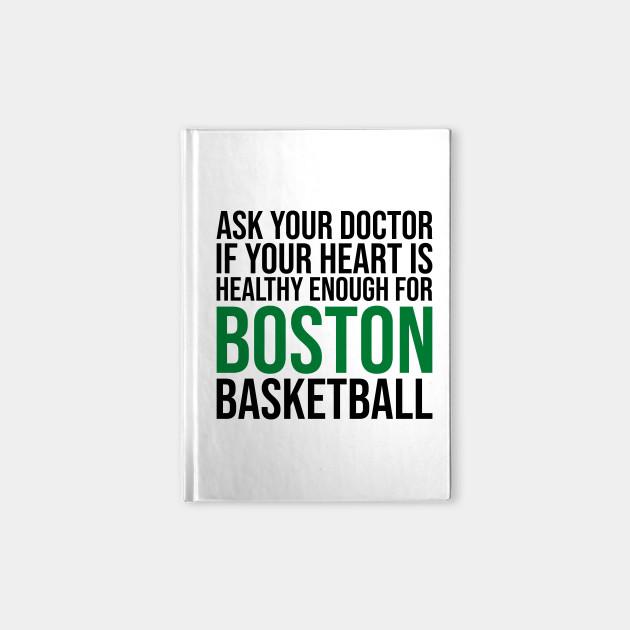 Ask Your Doctor...Boston Basketball