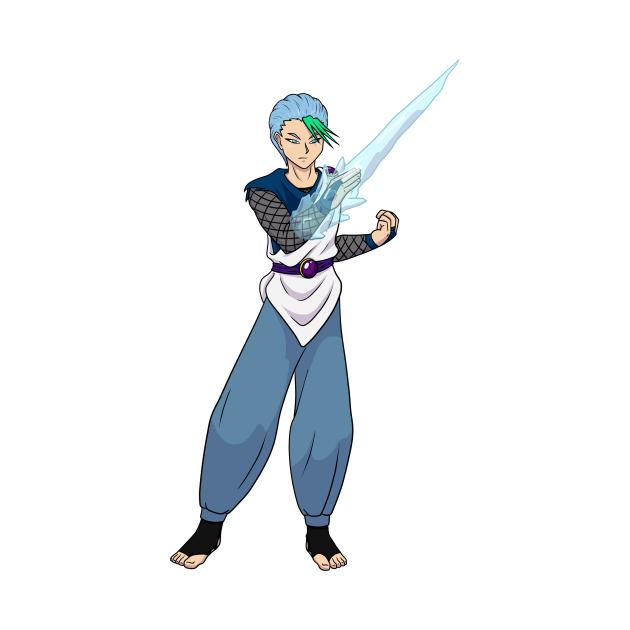 Touya the Ice Master