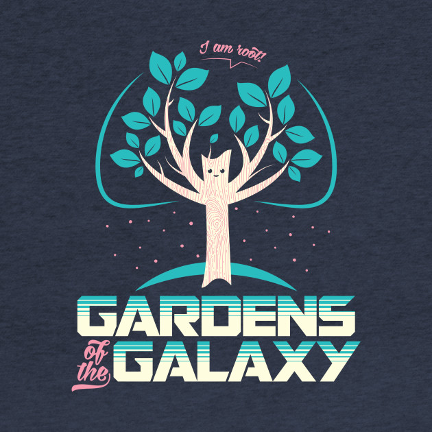 Gardens Of The Galaxy