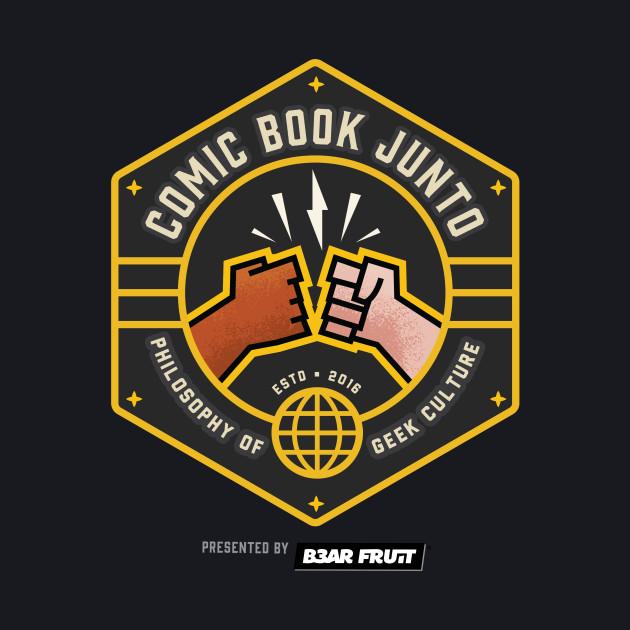 Comic Book Junto Crest