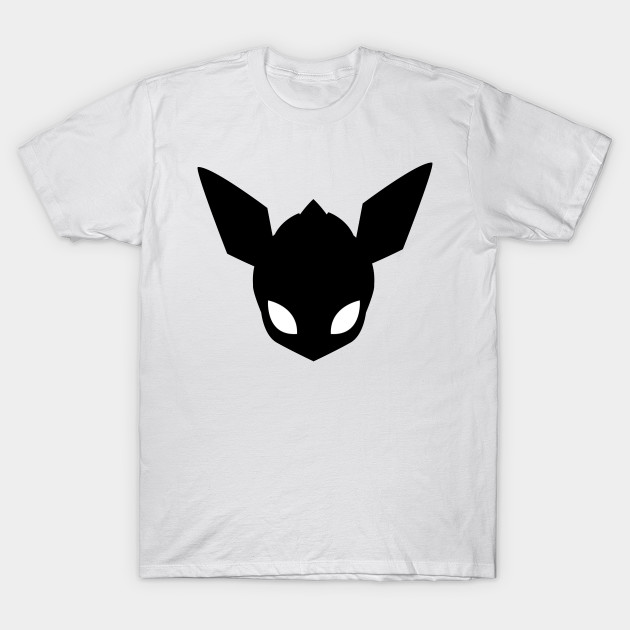 a23118111 Monochrome Glaceon - Glaceon - T-Shirt | TeePublic