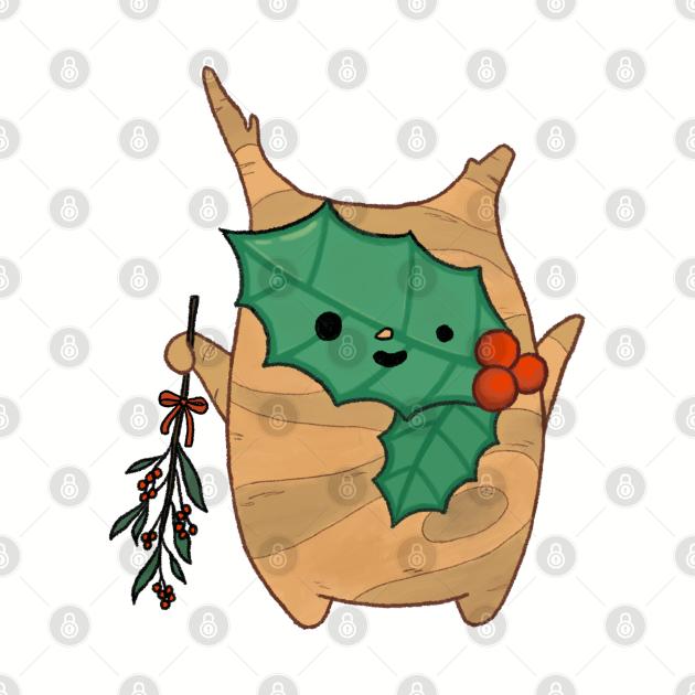 Mistletoe christmas korok