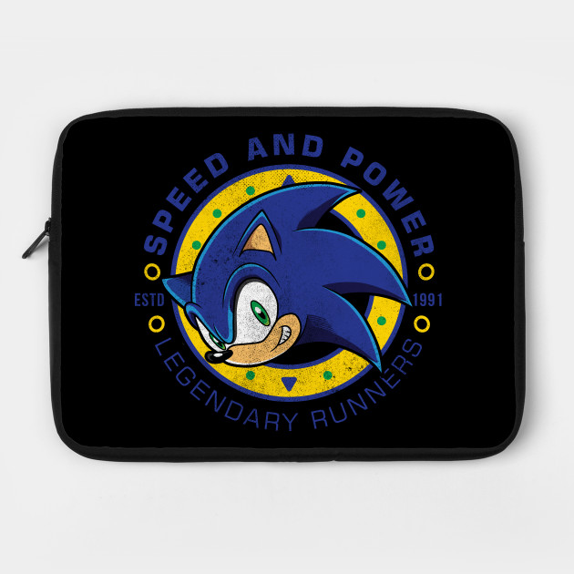 Sonic for Speed and Power Vintage Style